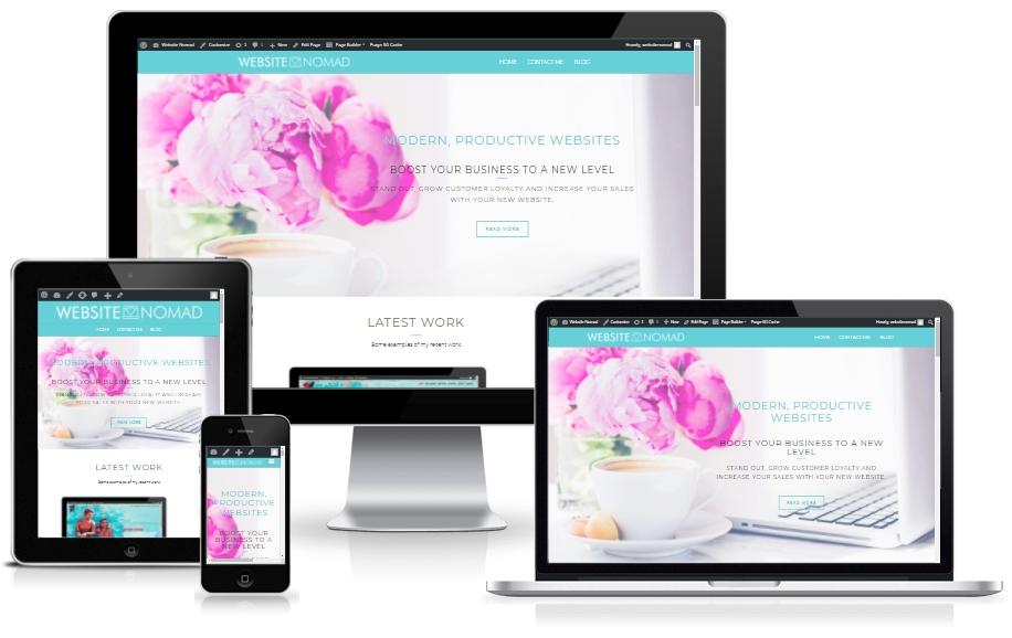 Website Nomad - your website designer in Morocco